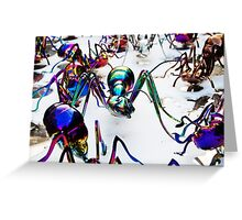 Age of migration Greeting Card