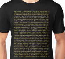 On Isaiah 6 Unisex T-Shirt