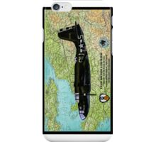 Douglas A-20J Havoc Profile 9th Air Force iPhone Case/Skin