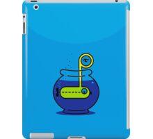 Yellow Submarine in a Bowl VRS2 iPad Case/Skin