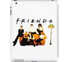 That's what friends are for iPad Case/Skin