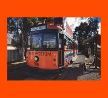 Bendigo tram #918 - The Jimmy Possum Kids Tee