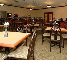 Comfort Inn and Suites hotel Kissimmee    by jacksonroy