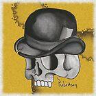 Bowler Skull by Thomas Robertson II