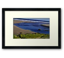 Apollo Bay Framed Print
