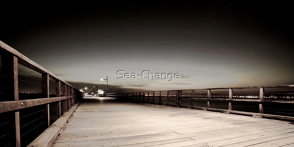 The Long Jetty by Sea-Change