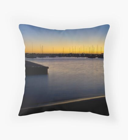 Matilda in the Morning part II Throw Pillow
