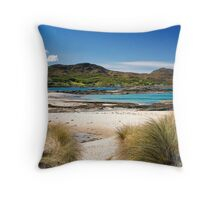 Sanna Sands Ardnamurchan Throw Pillow