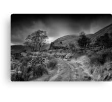 Black Valley Cottage-Kerry Ireland Canvas Print