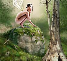 Woodland Fairy by Linda Lees