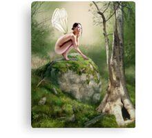 Woodland Fairy Canvas Print