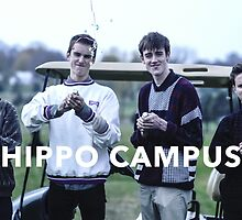 Hippo Campus by robertagreen