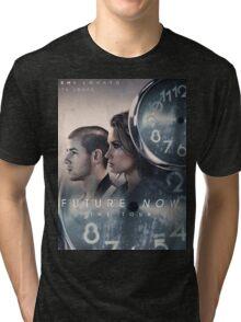 Future Now The Tour Demi Lovato Nick Jonas Gunahad03 Tri-blend T-Shirt