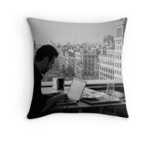 View ,what view ? Throw Pillow