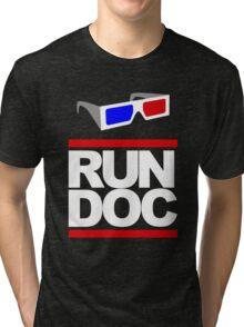 RUN - D.O.C. Tri-blend T-Shirt
