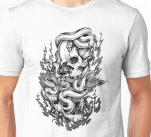 Skull & Snakes Unisex T-Shirt