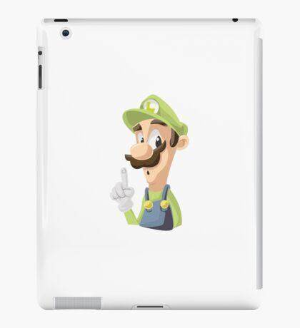 Mr Luigi iPad Case/Skin