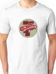 Vintage Feel Lucky Seven Cobra Classic Sports Car Unisex T-Shirt