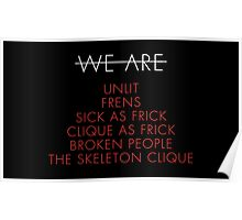 We are... Poster