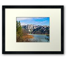 Landscapes 002 Framed Print