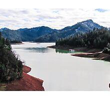 Landscape 005 Photographic Print