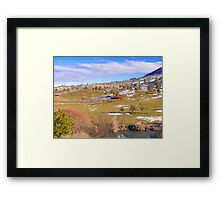 Landscapes 006 Framed Print