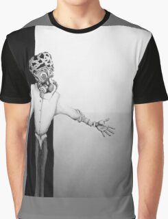 """You Crazy."" Graphic T-Shirt"