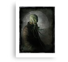 Cthulhu Will Kill You Canvas Print