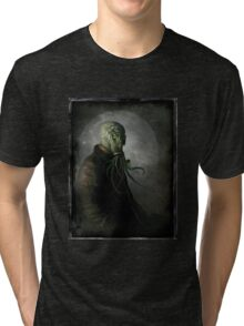 Cthulhu Will Kill You Tri-blend T-Shirt