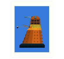 2005 Dalek Art Print