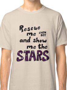 Rescue me chin boy Classic T-Shirt