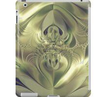 Metallic Leaves iPad Case/Skin