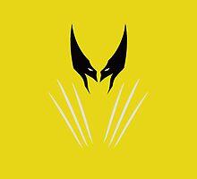 Wolverine Weapon X iPhone Case by metroemporium