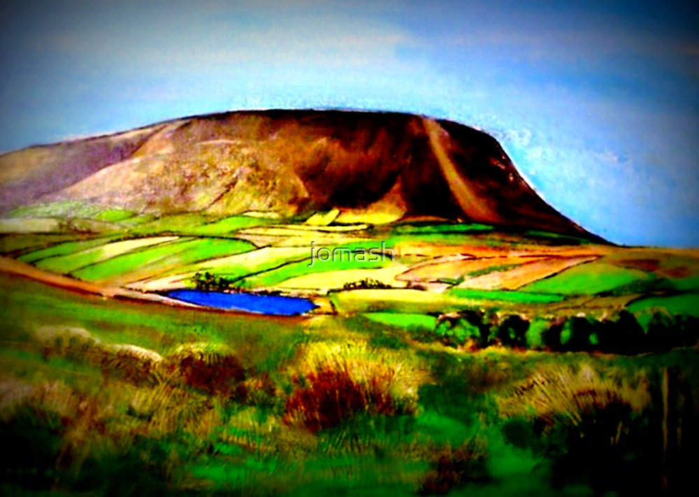 Pendle Hill  by jomash