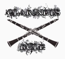 Clarinets Rule by shakeoutfitters
