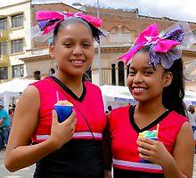 Cuenca Kids 254 by Al Bourassa