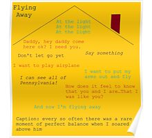 Flying Away (Fun Home) Quotes  Poster