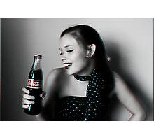 Coca Cola Phase Photographic Print