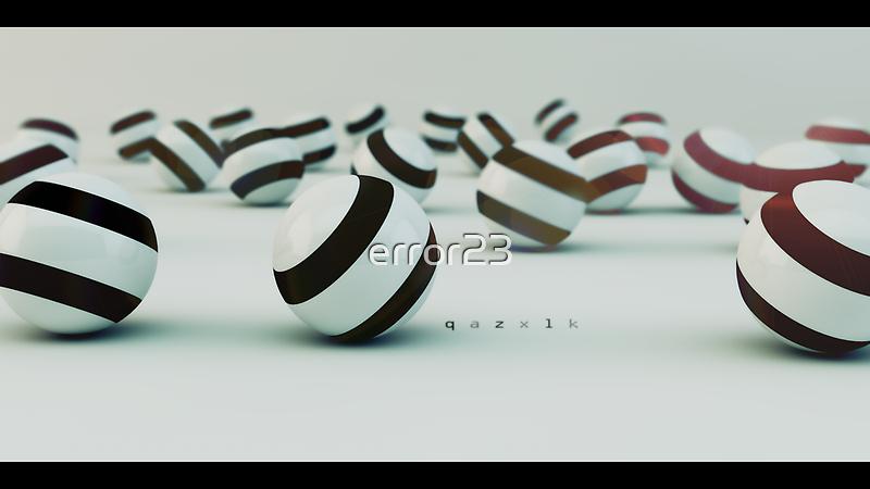 Spheres by error23