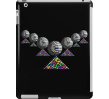 """The Elementary Chebyshev Necklace""© iPad Case/Skin"