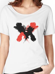 Kings of Leon - Only By The Night (Silhouette) Women's Relaxed Fit T-Shirt