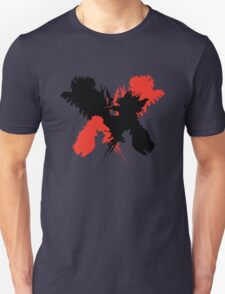 Kings of Leon - Only By The Night (Silhouette) Unisex T-Shirt