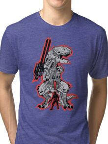 Metal Gear T.REX Tri-blend T-Shirt