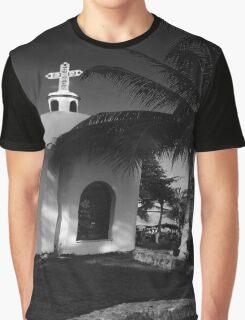 Nuestra Senora del Carmen Catholic Church Graphic T-Shirt