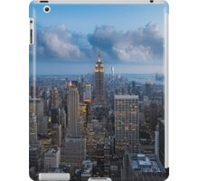 Storms and Sunsets iPad Case/Skin