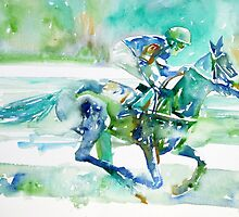 HORSE RACING by lautir