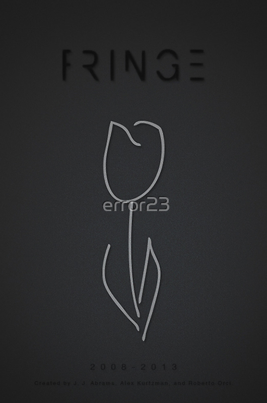 White Tulip (Fringe) by error23