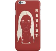 The Resistence (Fringe) iPhone Case/Skin