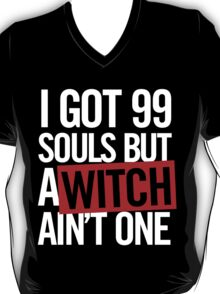 How Many Kishin Souls T-Shirt