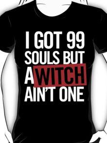 How Many Kishin Souls T-Shirt